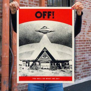 Shepard Fairey - OFF - 2019
