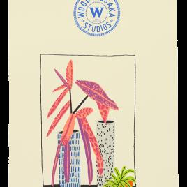 Jonas Wood -Notepad Doodle 3 (State I)