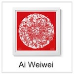 Ai Weiwei - Papercut Portfolio