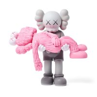 KAWS - Gone (Grey) - 2019