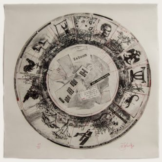 William Kentridge - Kaboom - 2019