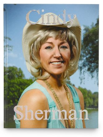 Cindy Sherman - Hardcover Catalogue - Signed - 2019