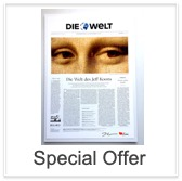 Jeff Koons - Die Welt - limited edition print