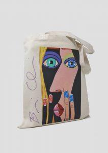 Brian Calvin - Tote Bag - 2019