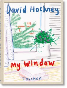 David Hockney - My Window -  4 Art Editions - 2019