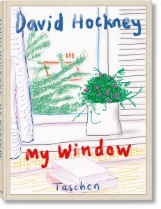 David Hockney - My Window - 4 Art Editions - 2019