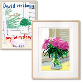David Hockney - My Window - Art Editions