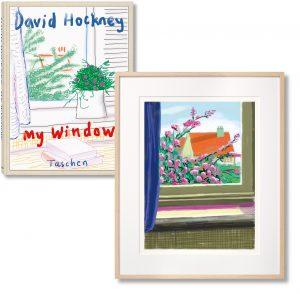 David Hockney -iPhone drawing'No. 778', 17th April 2011- 2019