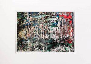 Gerhard Richter -Cut -2019