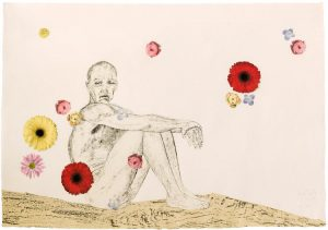 Kiki Smith - Flowers in the Sky - 2019