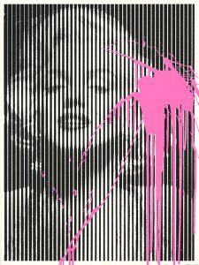 Mr Brainwash - Bombshells (Marilyn Monroe) - 2019
