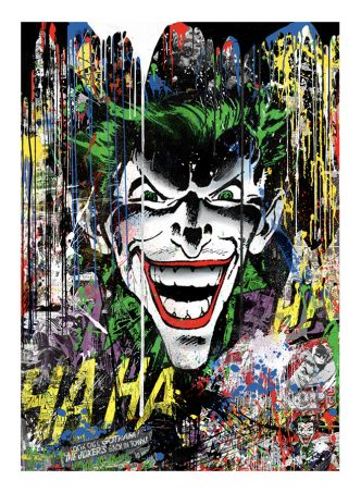 Mr. Brainwash - The Joker - 2019
