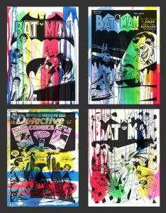 Mr. Brainwash - The Joker (covers) - 2019