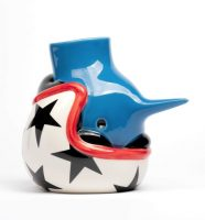 Parra - The upside down face vase helmet - 2019