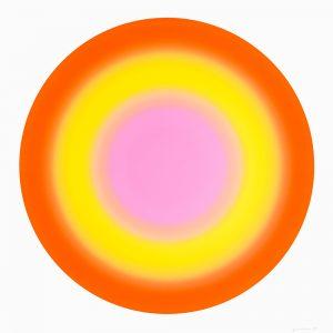 Ugo Rondinone - SUN 2 (Large) - 2019