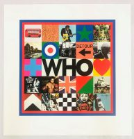 Sir Peter Blake - Who - 2019