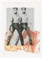 Wade Guyton - Untitled Zeichnungen für das Museum Ludwig (Katalog der Gemälde des 20. Jahrhunderts, die jüngeren Generationen ab 1915 im Museum Ludwig von Evelyn Weiss, Köln 1976) - 2019