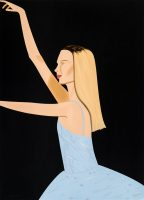 Alex Katz - Dancer 2 - 2019
