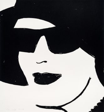 Alex Katz - Beauty 2 - 2019