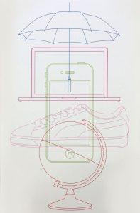 Sir Michael Craig-Martin - Art for Life - 2020