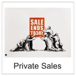 Private Sales - Banksy - Sale Ends Today
