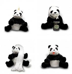Rob Pruitt - Secret Message Pandas - 2019