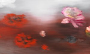 Ross Bleckner - The Water Lilies (C.M.) - 2019