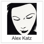 All works we offer by Alex Katz !!!