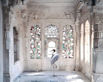 Karen Knorr -A Place Like Amravati 2, Udaipur Palace, Udaipur, 2011 (from the series India Song) - 2020