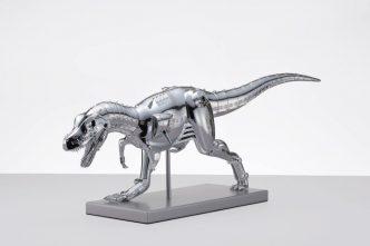 Hajime Sorayama - T-Rex (Cyborgs) - 2019