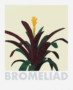 Jonas Wood - Bromeliad - 2020