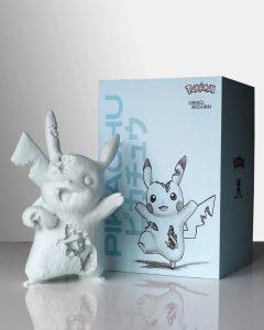 Daniel Arsham - Blue Crystalized Pikachu - 2020