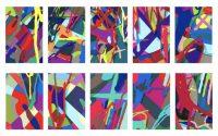 KAWS - Tension (print portfolio) - 2019