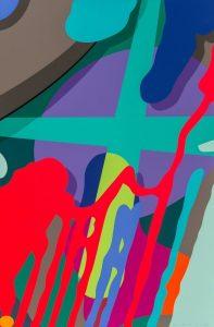 KAWS - Tension 6 (print portfolio) - 2019