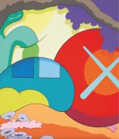 Kaws - You Should Know I Know - 2015