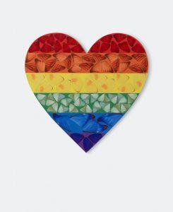 Damien Hirst - Butterfly Heart - 2020