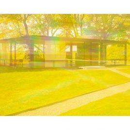 James Welling 2020 prints for The Glass House