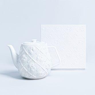 Kaws - Teapot - 2020
