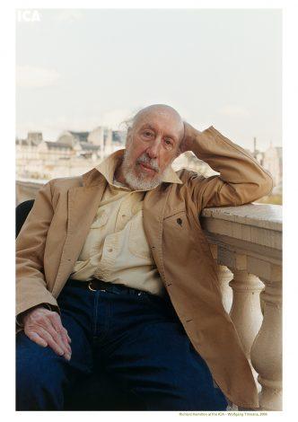 Wolfgang Tillmans - Richard Hamilton at the ICA, 2005 - 2020