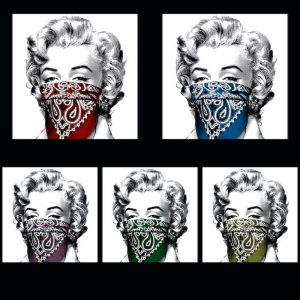 Mr Brainwash - Stay Safe - 2020