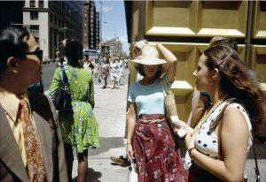 Joel Meyerowitz - Madison Avenue, NYC,1974 - 2020