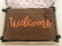 Banksy - Welcome Mat - 2019