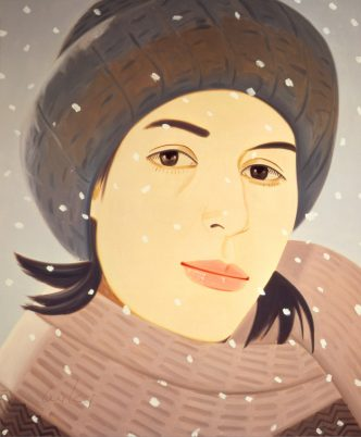 Alex Katz -Ada (December) - 2020