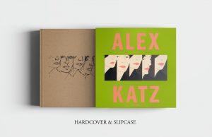 Alex Katz -Luxe book + print (Ada December) - 2020