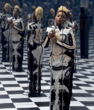Carrie Mae Weems - MJB (Mary J. Blige) – Reflection, 2017 - 2020