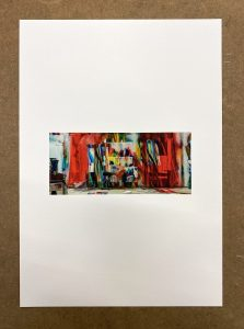 Private Sales - Katharina Grosse - Der Stuhl - 2020