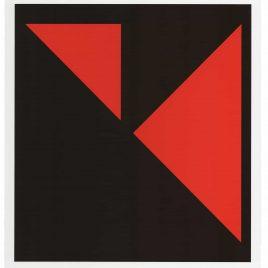 New ULAE editions: Carmen Herrera / Charline von Heyl / Wyatt Kahn