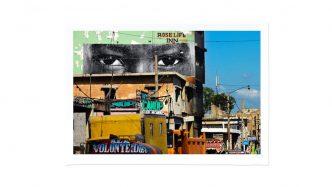 JR - Inside Out, Haiti, 2012 - 2020