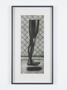 Paul Noble - Up, Leg - 2020