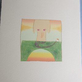 Private Sales - Yoshitomo Nara & Hiroshi Sugito - Over the Rainbow (Elephant)